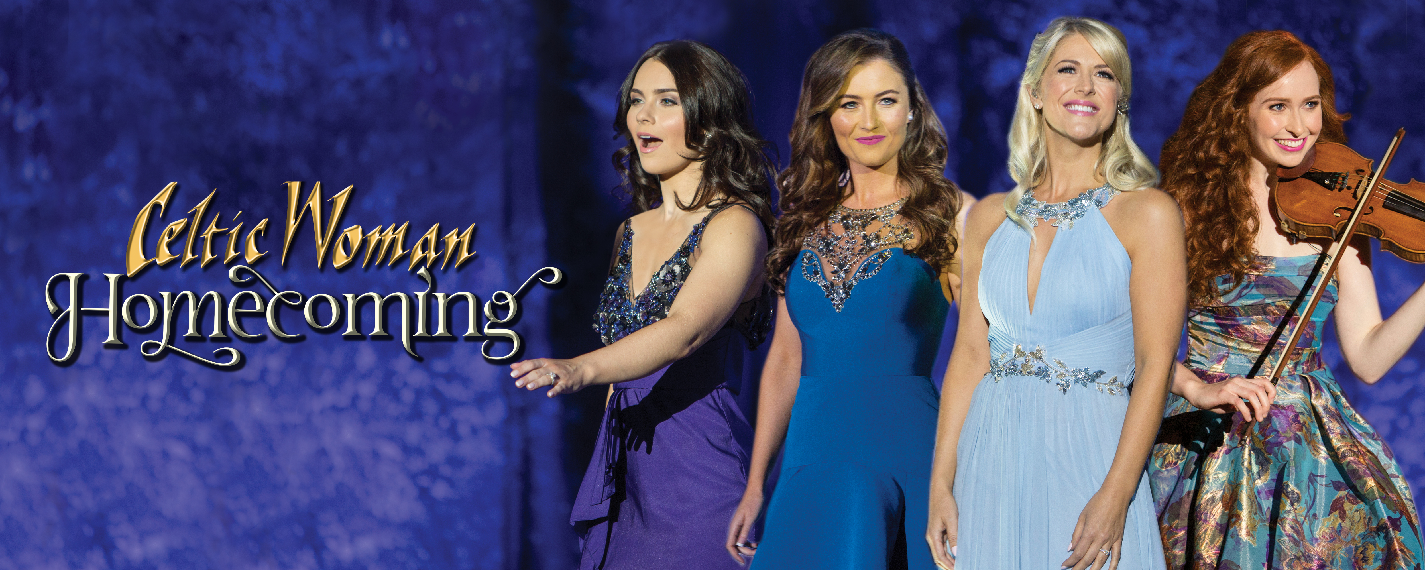 Celtic Woman Homecoming Proctors