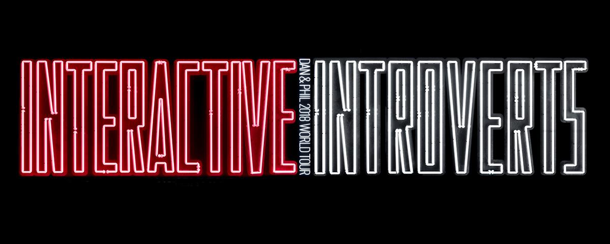 Saturday Night Logo Dan and Phil: Interact...