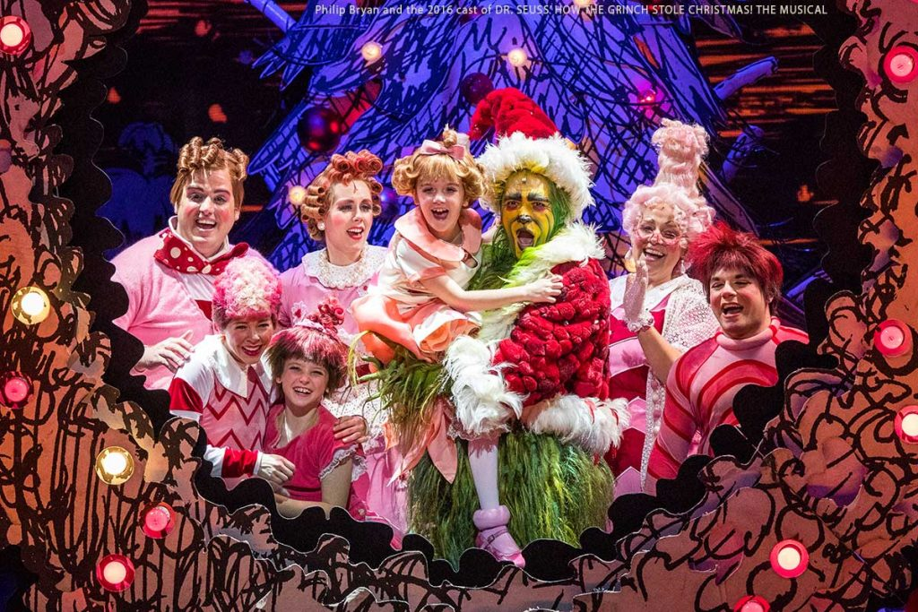 How The Grinch Stole Christmas Musical 2020 Dr. Seuss' How the Grinch Stole Christmas! The Musical   Proctors