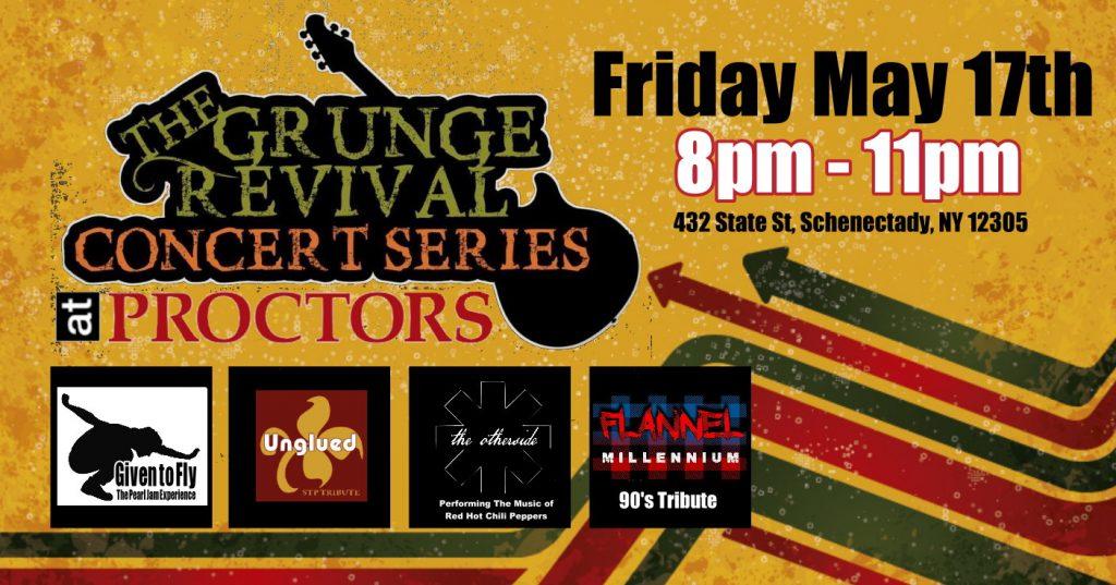 Grunge Revival Concert Series - Proctors